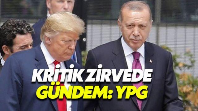 Erdoğan'ın çantasında Menbiç, Suriye ve FETÖ var