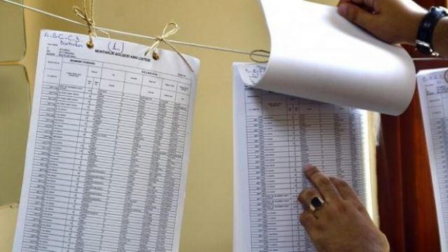 İçişleri Bakanlığı'ndan önemli seçmen kaydı açıklaması