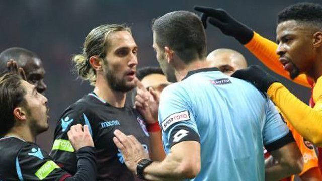 Trabzonspor basınından hakeme ağır eleştiri!