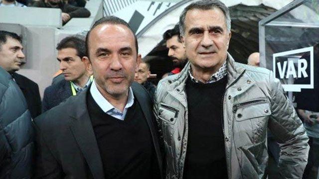 Mehmet Özdilek'ten Beşiktaş açıklaması