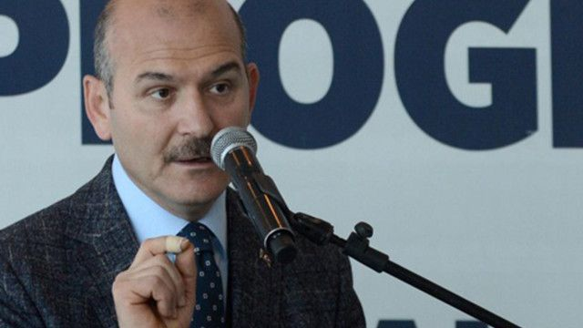 Süleyman Soylu'dan İmamoğlu'na sert eleştiri