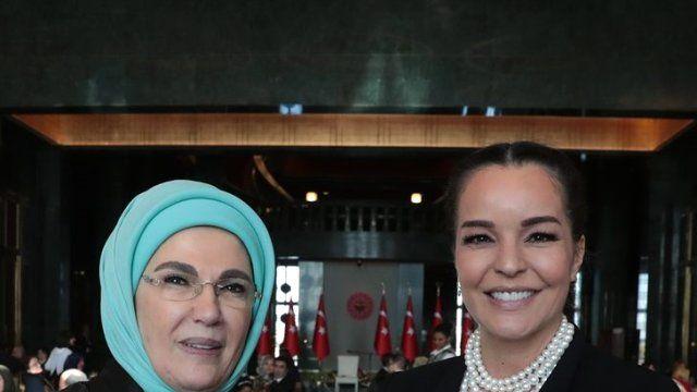 Emine Erdoğan'dan 8 Mart Dünya Kadınlar Günü'nde yemek