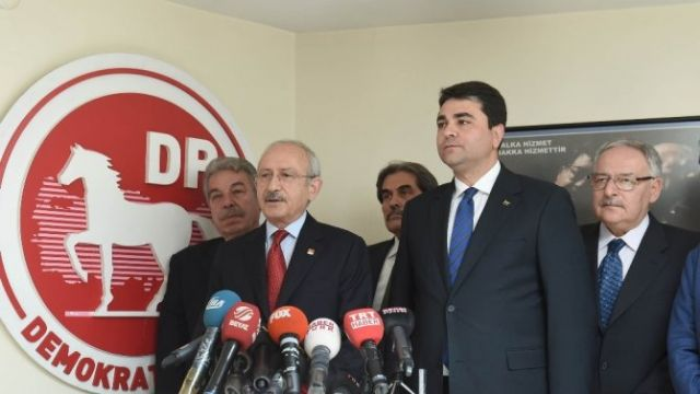 Kılıçdaroğlu'ndan çatı aday açıklaması