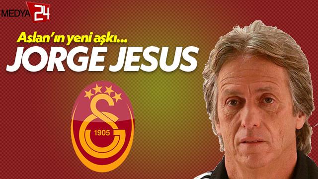 Galatasaray'da yeni hoca adayı Jorge Jesus
