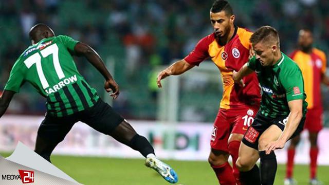 Denizlispor'dan son şampiyon darbe: 2-0