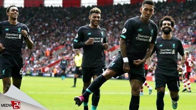 Liverpool deplasmanda galip: 1-2