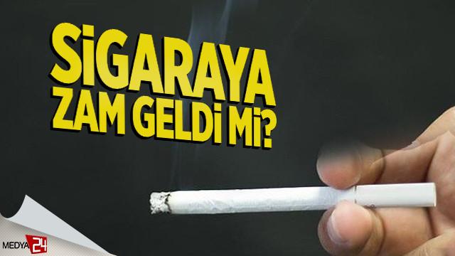 Sigaraya zam geldi mi? 29 Ağustos 2019 Güncel zamlı sigara fiyatları