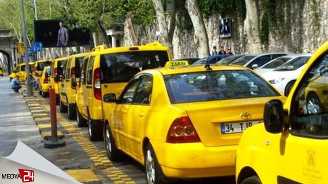 İstanbul'da taksi ücretlerine zam