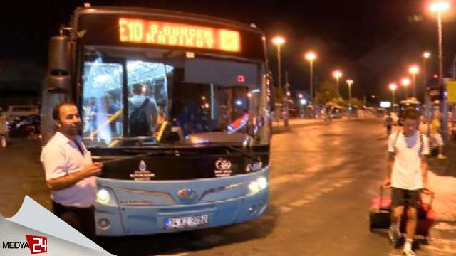 İstanbul'da 24 saat kesintisiz metro ve otobüs hattı
