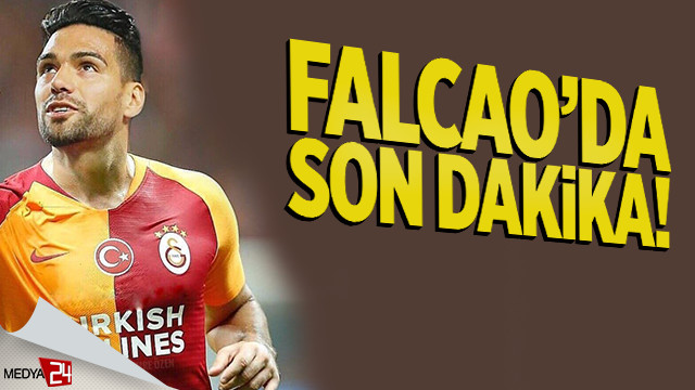 Oğuz Altay: Falcao Galatasaray'da! Falcao Galatasaray transferi son dakika