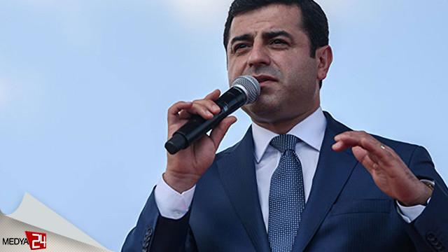 Selahattin Demirtaş'a tahliye