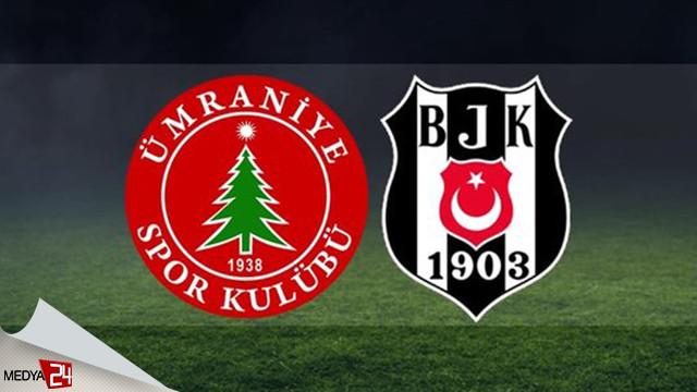 Beşiktaş Ümraniyespor canlı izle! BJK Ümraniye izle