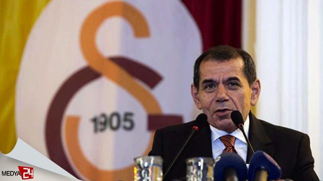 Dursun Özbek'ten icra açıklaması