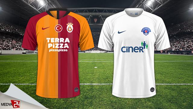 Galatasaray Kasımpaşa 1-0 Geniş Özet izle