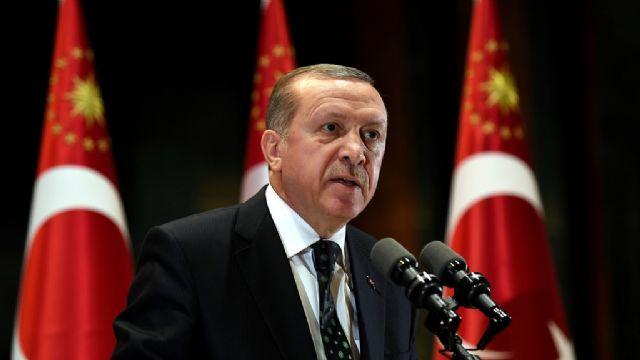 Cumhurbaşkanı Erdoğan'dan ABD'ye sert eleştiriler