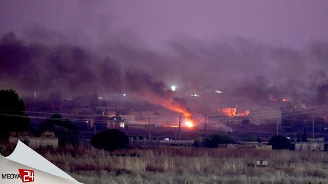 Barış Pınarı Harekatı'nda sıra kara operasyonunda