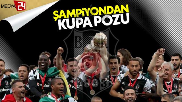 2016-2017 sezonu Spor Toto Süper Lig şampiyonu Beşiktaş