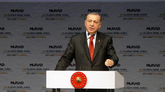 Cumhurbaşkanı'ndan çok sert YPG mesajı