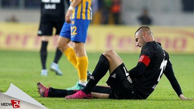 Burak Yılmaz Galatasaray derbisinde yok!