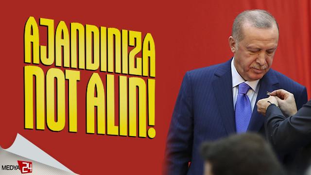 Veka Küçük'ten Erdoğan'a güldüren hatırlatma!