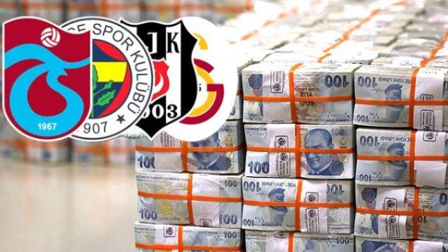 Futbol kulüplerine borç yapılandırması