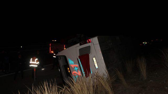 Osmaniye'de korkunç kaza: 25 yaralı