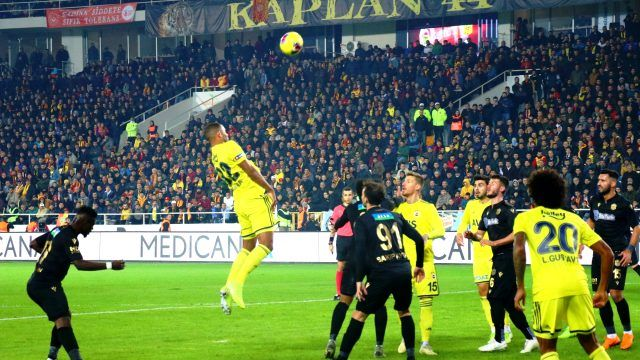 Fenerbahçe'ye darbe: 0-0