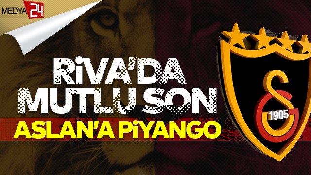 Galatasaray'a Riva arazisinin satışından 950 milyon lira