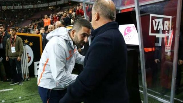 Arda Turan Galatasaray'a