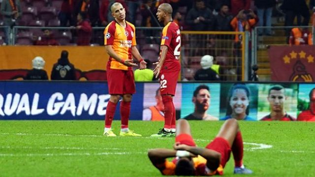 Galatasaray 12 maçtır kayıp