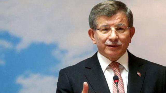 Ahmet Davutoğlu'nun listesi belli