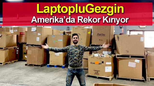 Laptoplugezgin 500.000$ Ciro Hedefliyor