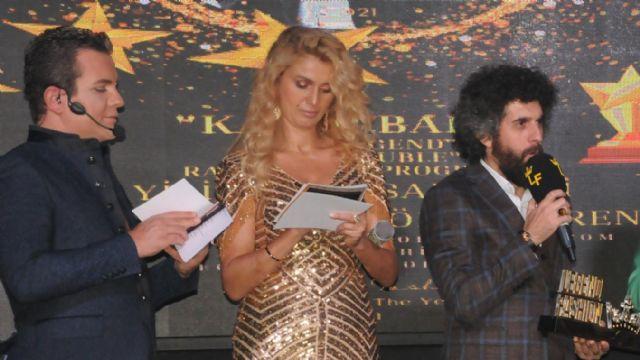 İlyas Çağlayan: Bu Onurlu Ödülü, Ustam Hocam Nejat Uygur'a İthaf Ediyorum.