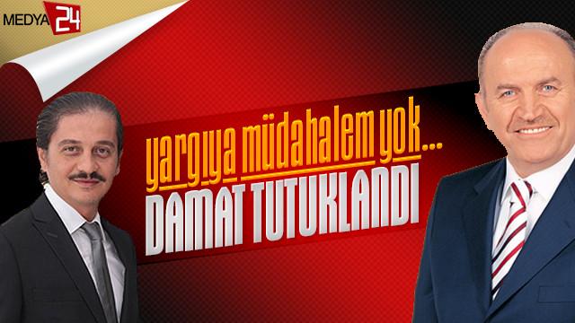 Kadir Topbaş'tan damat açıklaması: 'Yargıya müdahalem olamaz.'