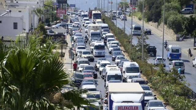 Bayram tatilinde Bodrum'da hedef 4 milyon turist