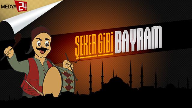 Ramazan Bayramı geldi! Tatilciler yollarda...