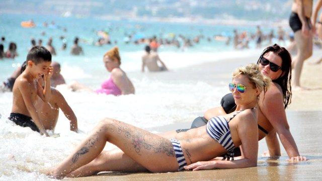Rus turistlerin sayısında 3 milyonluk artış