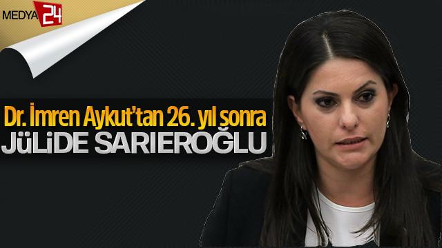 26 yıl aradan sonra yeni kadın Çalışma Bakanı Jülide Sarıeroğlu