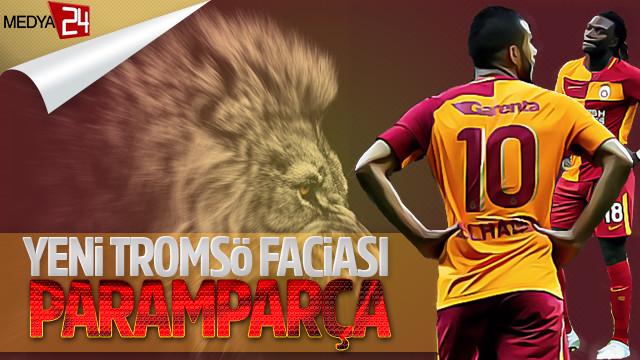 Galatasaray'da yeni Tromsö faciası: Östersunds