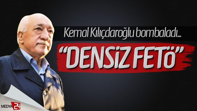 Kılıçdaroğlu'ndan Fethullah Gülen'e 'Densiz' ibaresi