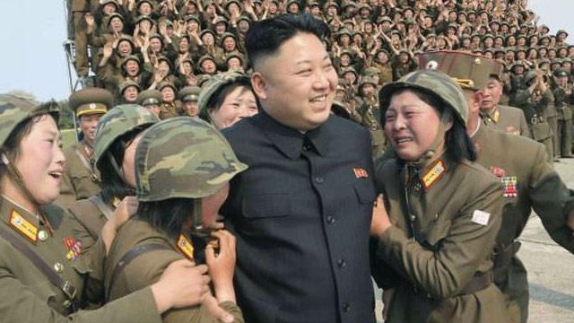 Kuzey Kore Amerika'ya Meydan Okudu