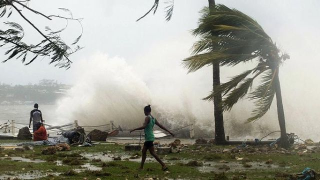 Amerika zorlu tropik kasırga dönemine girdi