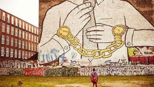 Modern kölelik insanlığı vuruyor