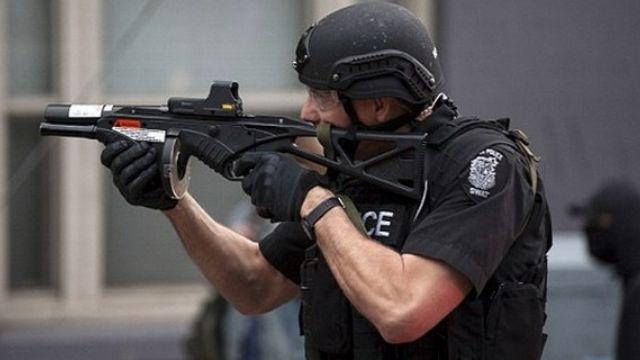 Polis şüpheli saldırganı öldürdü