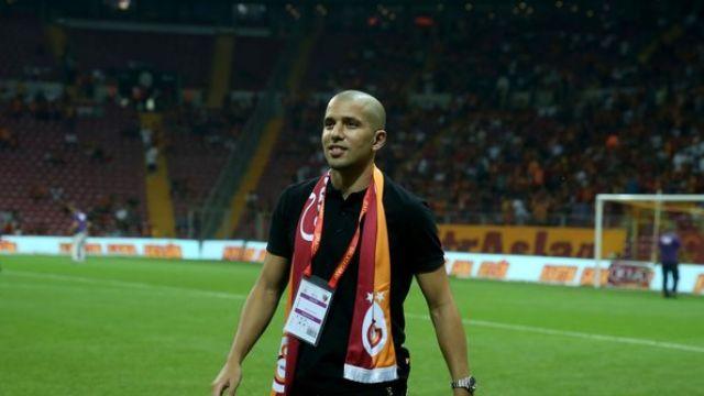 Galatasaray'da Sofiane Feghouli şoku sakat mı