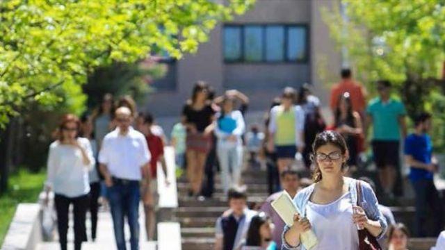 Üniversitelerde kayıt süreci sonlandı