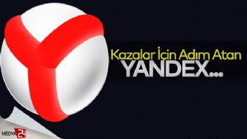 Kurban Bayramı'nda trafik kazalarını önleyebilmek için Yandex'ten adım