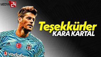 Beşiktaş'tan Avrupa'ya hüzünlü veda: 7-6