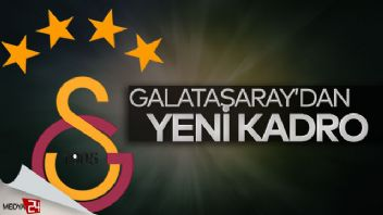 Galatasaray'dan 40 milyon Euro'ya yeni kadro
