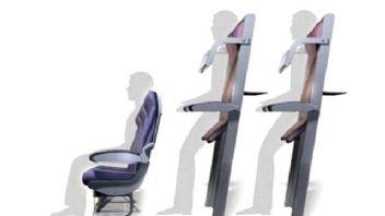 Uçaklarda ayakta yolcu uygulaması